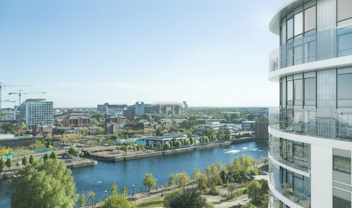Northill Apartments at Fortis Quay 2